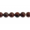 Breciated Jasper 6mm Round 29pcs Approx